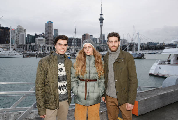 NZL: Edmund Hillary - Backstage - New Zealand Fashion Week 2018