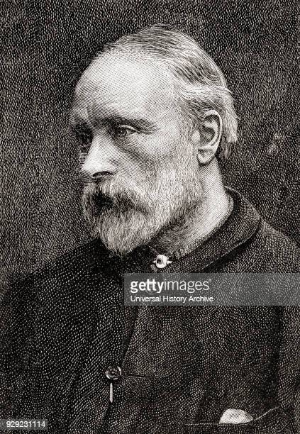 Sir Edward Coley BurneJones 1st Baronet 1833 – 1898 British artist and designer From The Century Edition of Cassell's History of England published c...