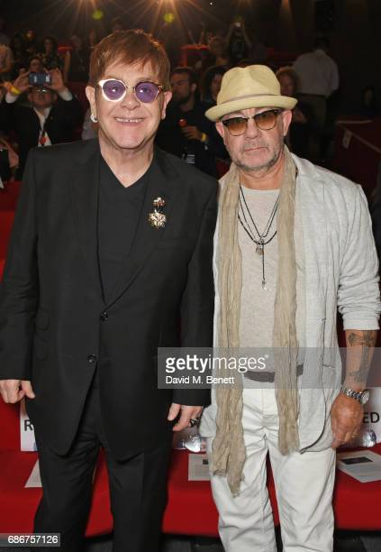 Sir Elton John and Bernie Taupin attend the World Premiere screening of 'The Cut' Sir Elton John and Bernie Taupin's classics Rocket Man Tiny Dancer...