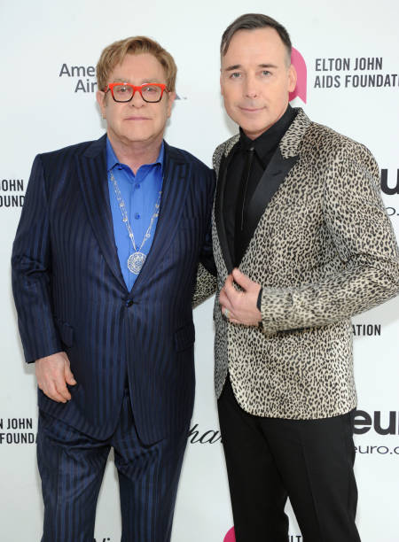 CA: 22nd Annual Elton John AIDS Foundation Academy Awards Viewing Party - Red Carpet