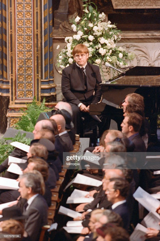 princess diana funeral music