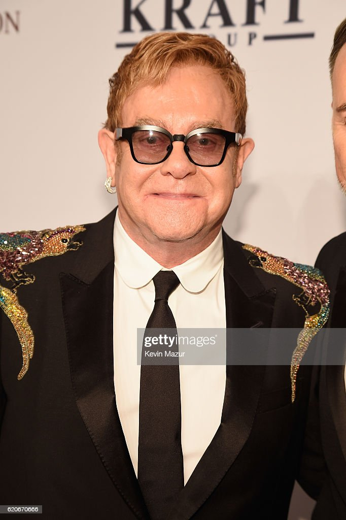 15th Annual Elton John AIDS Foundation An Enduring Vision Benefit - Inside