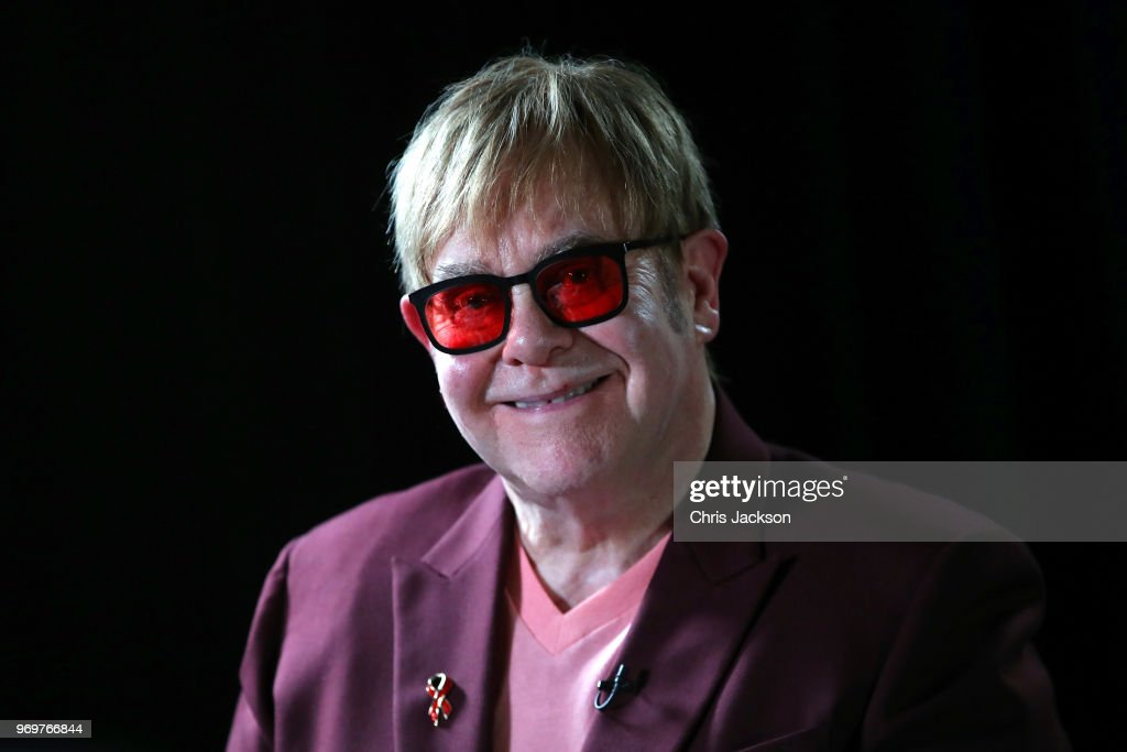 Princess Diana Memorial Lecture By Elton John
