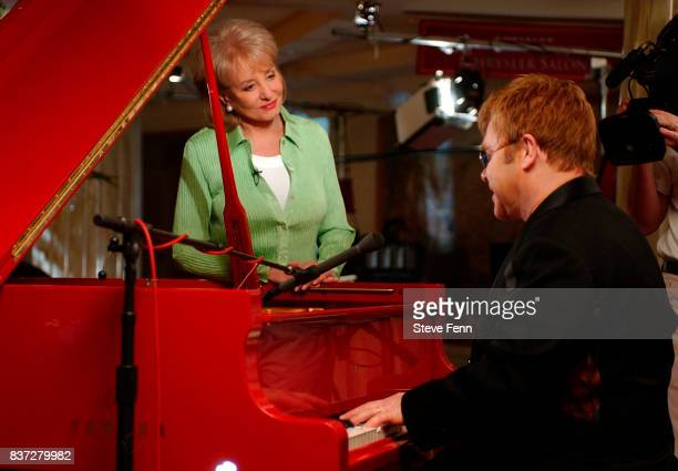 '20/20' 3/12/04 Sir Elton John tells Barbara Walters his thoughts on gay marriage Michael Jackson the inquest into Princess Diana's death and his...