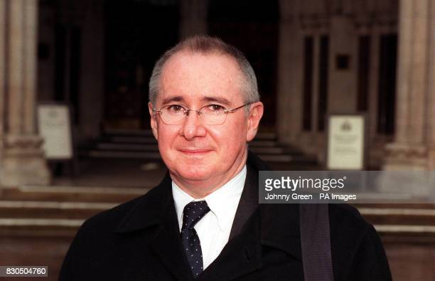 Sir Elton John's former manager John Reid leaves the High Court in London after giving evidence in a multimillion pound damages action Sir Elton is...