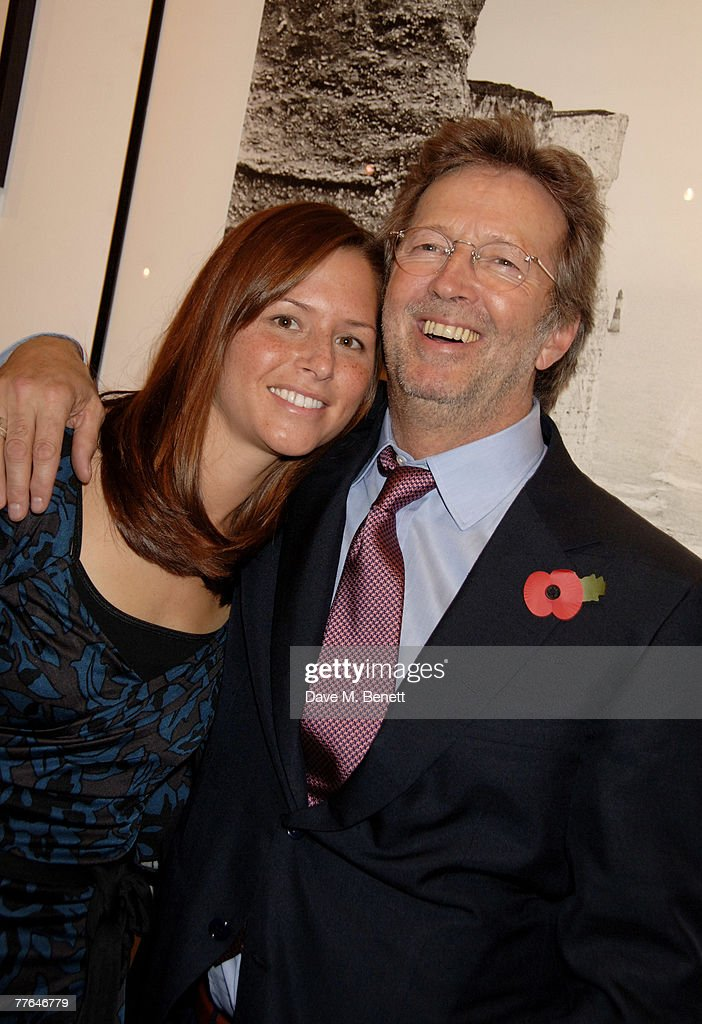 Sir Eric Clapton - Book Launch Party : News Photo