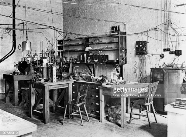 Sir Ernest Rutherford was born in New Zealand, coming to England to study at Cambridge in 1895, but moving to McGill University, Montreal, Canada, in...