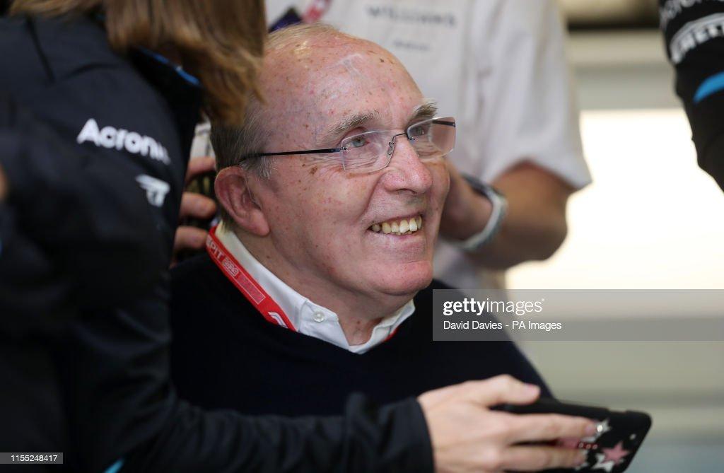 British Grand Prix 2019 - Practice Day - Silverstone : News Photo