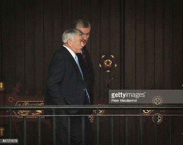 Sir Fred Goodwin the former Chief Executive of the Royal Bank of Scotland and Sir Tom McKillop the former Chairman of the Royal Bank of Scotland...