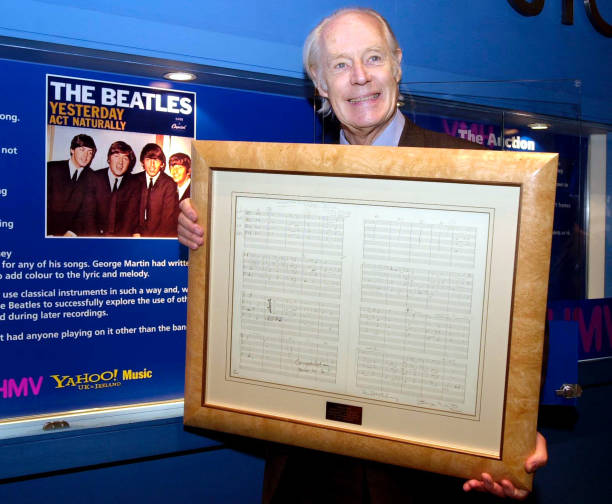 Sale Beatles Song Pictures | Getty Images