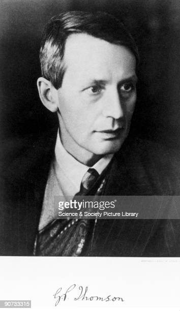 Sir George Paget Thomson discovered the diffraction of electrons by atoms in crystals, and received the Nobel Prize for physics with Davisson in...