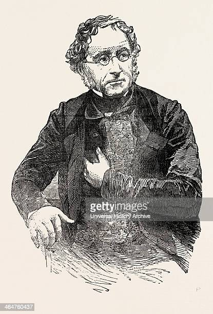 Sir Henry Thomas De La Beche Cd Frs Fgs Fls English Geologist And Palaeontologist Who Helped Pioneer Early Geological Survey Methods 1851 Engraving