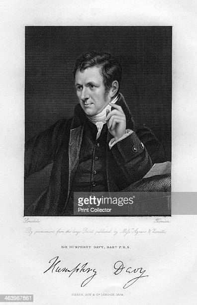 a biography of sir humphrey davy an english chemist Humphry davy's wiki: sir humphry davy, 1st baronet prs mria fgs (17 december 1778 – 29 may 1829) was a cornish chemist and inventor,[2] who is best remembered today for his discoveries of several alkali and alkaline earth metals, as well as contributions to the discoveries of.