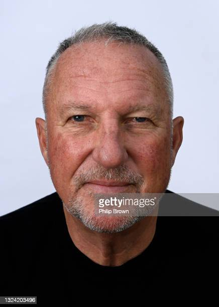 Sir Ian Botham poses for a portrait on May 18, 2021 in Richmond, England. Botham played in all six Test matches in the memorable 1981 Ashes series...