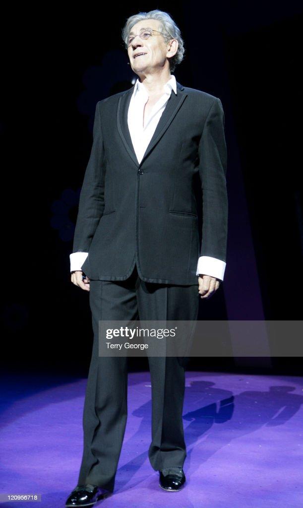 Sir Ian McKellen during Europride 2006 - Show at Royal Albert Hall in London, Great Britain.