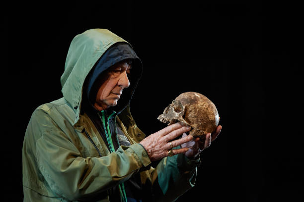 """GBR: """"Hamlet"""" At The Theatre Royal - Photocall"""