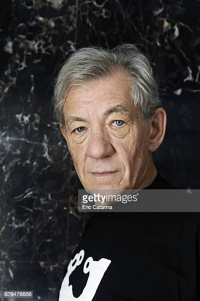 Sir Ian McKellen is photographed for Self Assignment on September 20 2009 in San Sebastian Spain