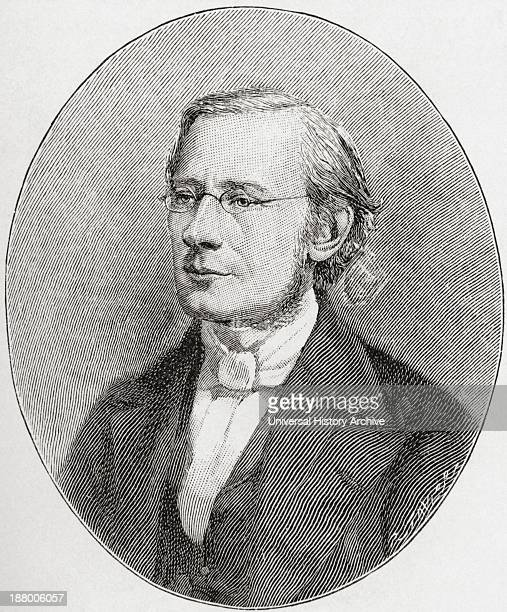 Sir Isaac Pitman 1813 – 1897 Knighted In 1894 Developer Of The Pitman Shorthand System From The Strand Magazine Published 1894