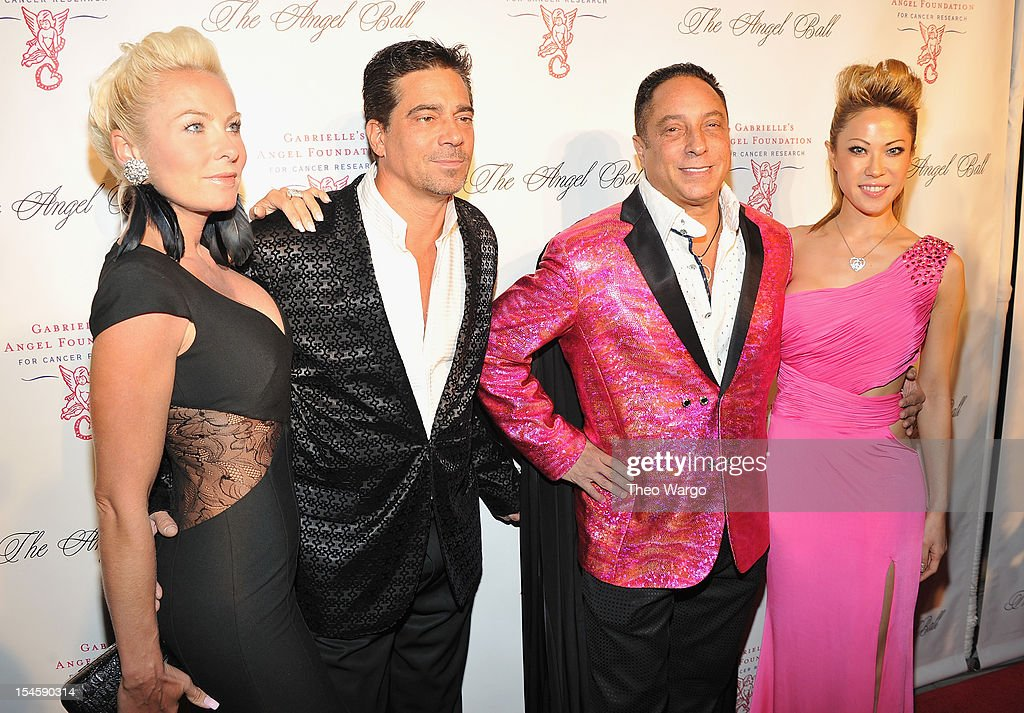 Gabrielle's Angel Foundation Hosts Angel Ball 2012 - Red Carpet