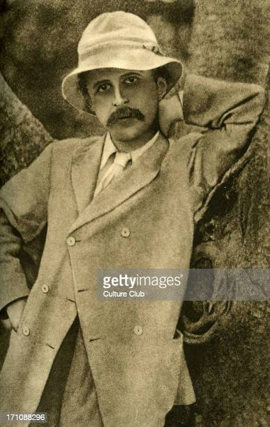 Sir J.M. Barrie. Scottish playwright and novelist. James Matthew Barrie: 9 May 1860 - 19 June 1937