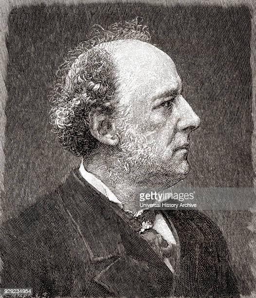 Sir John Everett Millais 1st Baronet 1829 – 1896 English painter and illustrator one of the founders of the PreRaphaelite Brotherhood Seen here aged...
