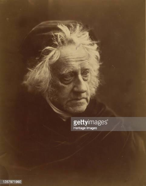 Sir John Herschel 1867 Artist Julia Margaret Cameron