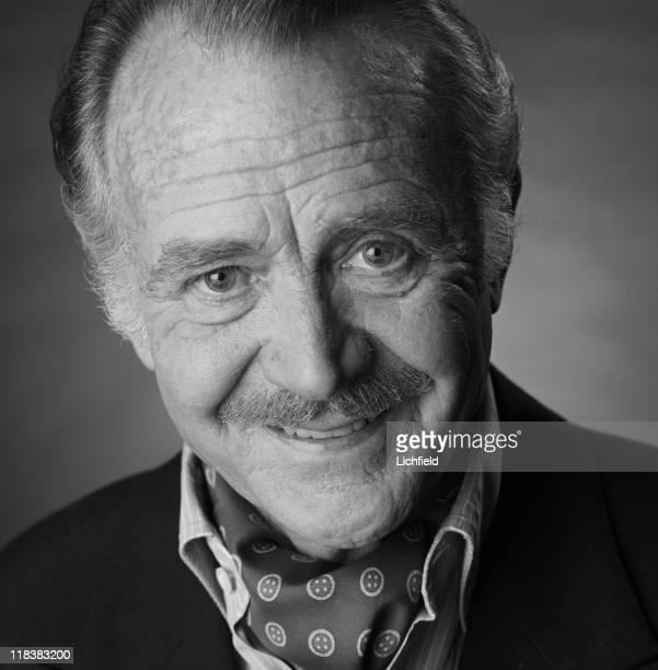 Sir John Mills British actor 28th March 1980