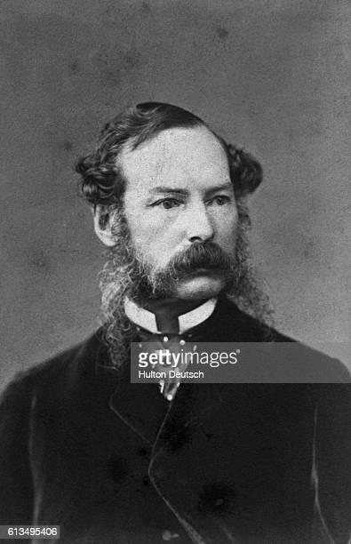 Sir John Tenniel, 1820-1914, English artist and cartoonist.