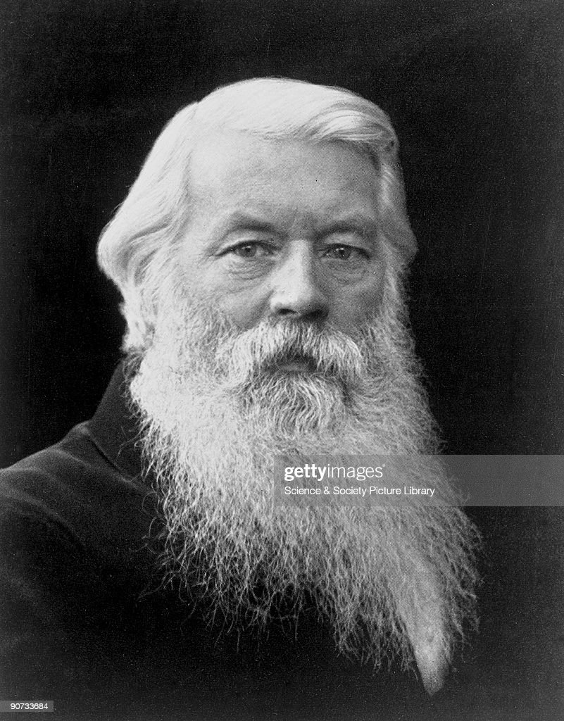 Sir Joseph Wilson Swan 1828 1914 Invented The Incandescent Electric Lamp In Britain