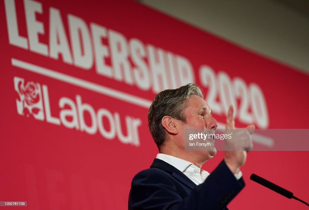Labour Party Leadership Hustings Held In Durham Ahead Of Ballot : News Photo