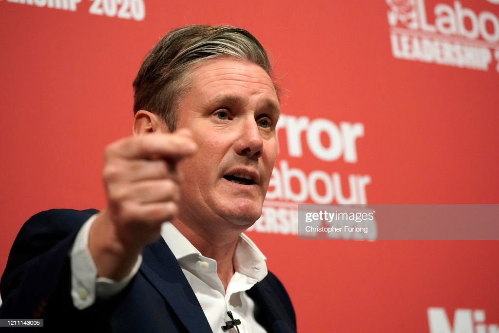 Last Hustings In The Labour Leadership Campaign : News Photo