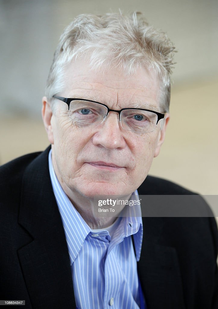 Sir Ken Robinson attends Science & Entertainment Exchange Summit at The Paley Center for Media on February 4, 2011 in Beverly Hills, California.
