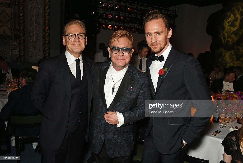The 62nd London Evening Standard Theatre Awards - Inside Ceremony : News Photo