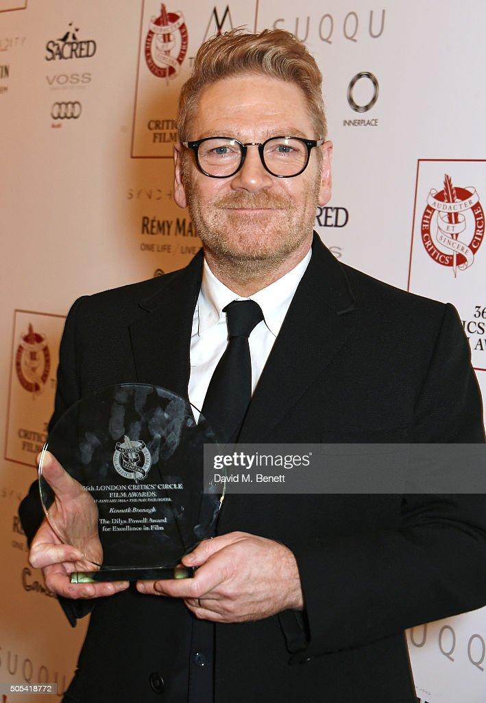 The London Critics' Circle Film Awards - Winners Boards