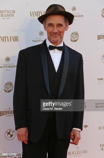Sir Mark Rylance attends The Old Vic Bicentenary Ball to celebrate the theatre's 200th birthday at The Old Vic Theatre on May 13, 2018 in London,...