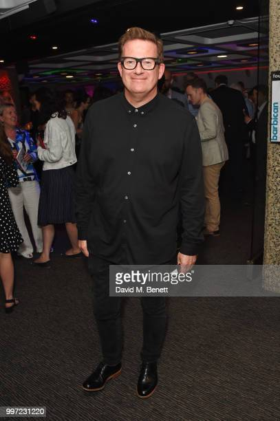 Sir Matthew Bourne attends the press night performance of 'Barry Humphries' Weimar Cabaret' at The Barbican Centre on July 12 2018 in London England