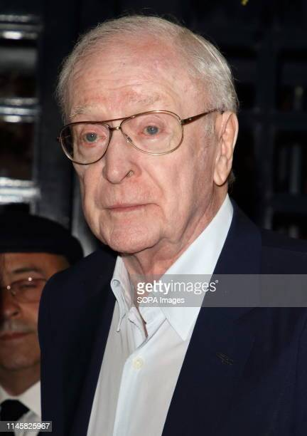 Sir Michael Caine seen during the Tramp Nightclub 50th Anniversary Party, Jermyn Street.
