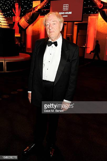 Sir Michael Gambon attends the Moet British Independent Film Awards at Old Billingsgate Market on December 9 2012 in London England