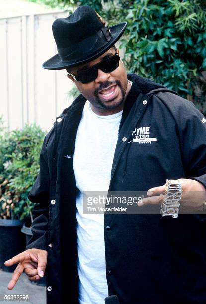 Sir MixALot backstage at KMEL Summer Jam 1992 at Shoreline Amphitheatre on August 2 1992 in Mountain View California