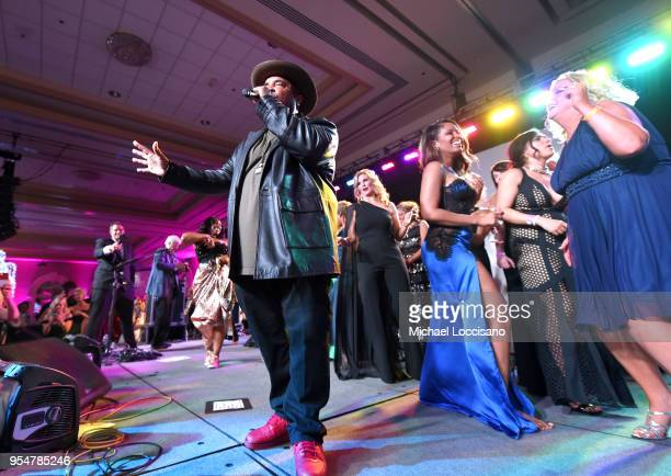 Sir MixaLot performs onstage during the Unbridled Eve Gala during the 144th Kentucky Derby at Galt House Hotel Suites on May 4 2018 in Louisville...