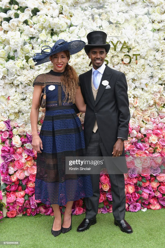 Royal Ascot 2018 - Fashion, Day 2