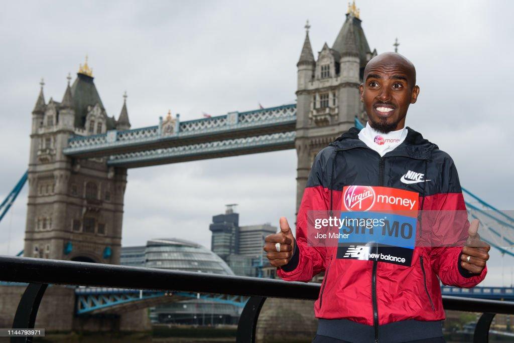 London Marathon 2019 - Photocalls : News Photo