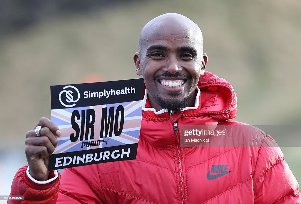 Great Edinburgh X Country Press Conference