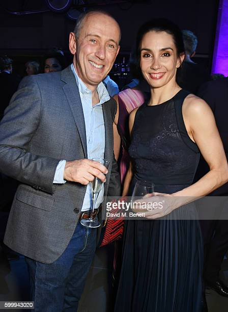 Sir Nicholas Hytner and Tamara Rojo attend The London Evening Standard's 'Progress 1000 London's Most Influential People 2016' in partnership with...