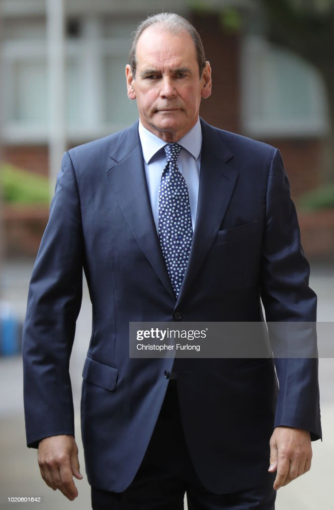 Sir Norman Bettison Appears At Preston Crown Court