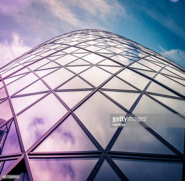 Sir Norman Foster Building (The Gherkin)