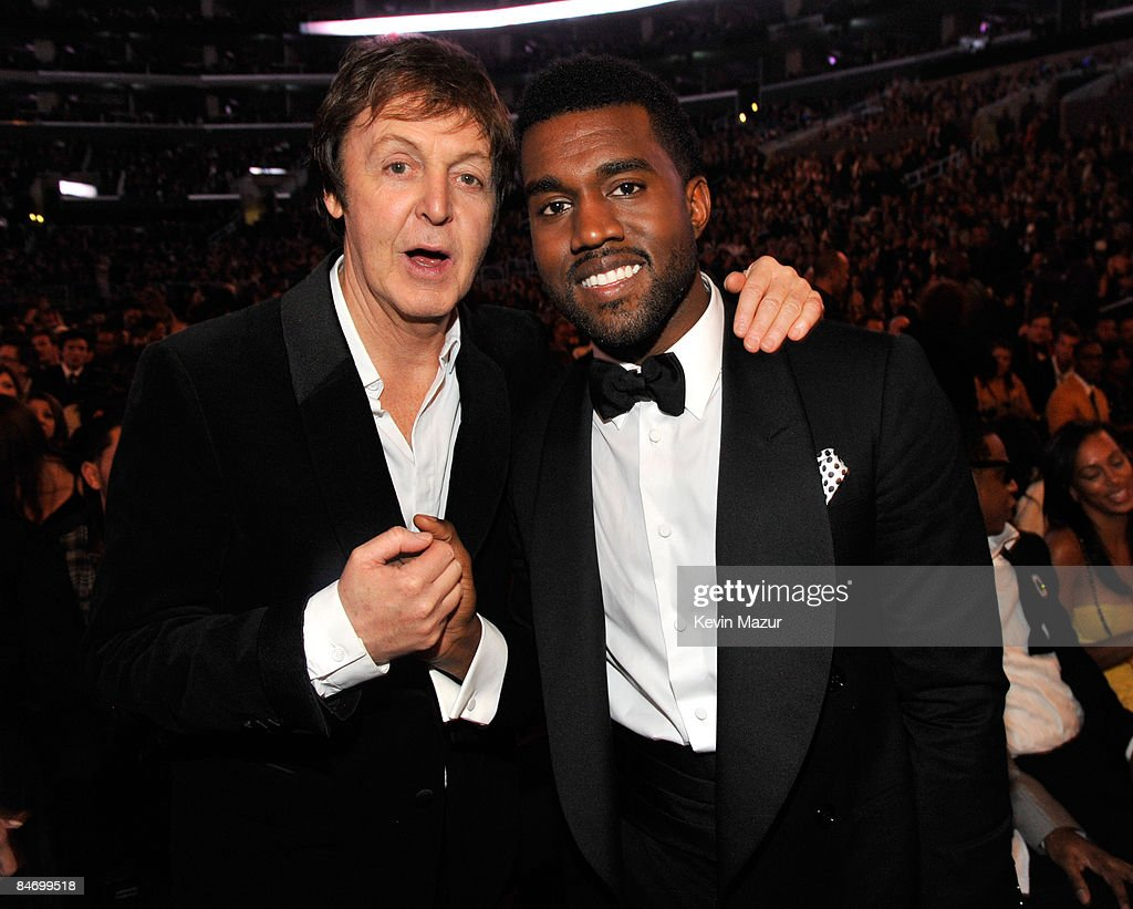 51st Annual GRAMMY Awards - Backstage and Audience : News Photo