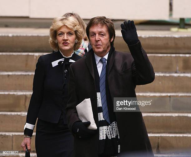 Sir Paul McCartney arrives at the High Court on March 17 2008 in London England Sir Paul McCartney will today find out how much of his fortune he is...
