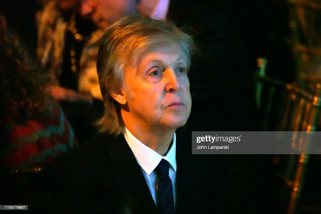 "Image result for ""Paul McCartney"" AND ""John Lamparski"""