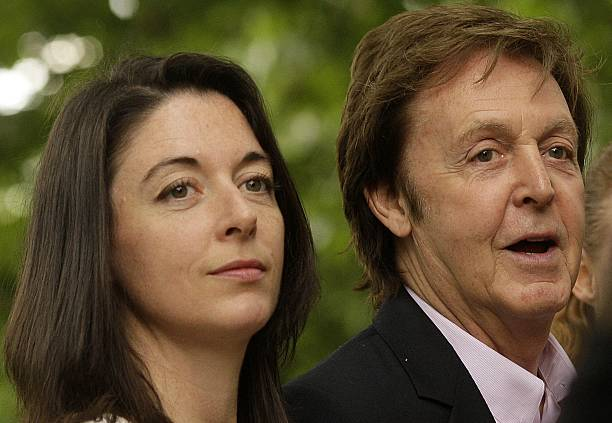 BRITAIN ENT LIFESTYLE HEALTH McCARTNEY